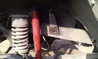 Какие амортизаторы лучше поставить на УАЗ хантер?